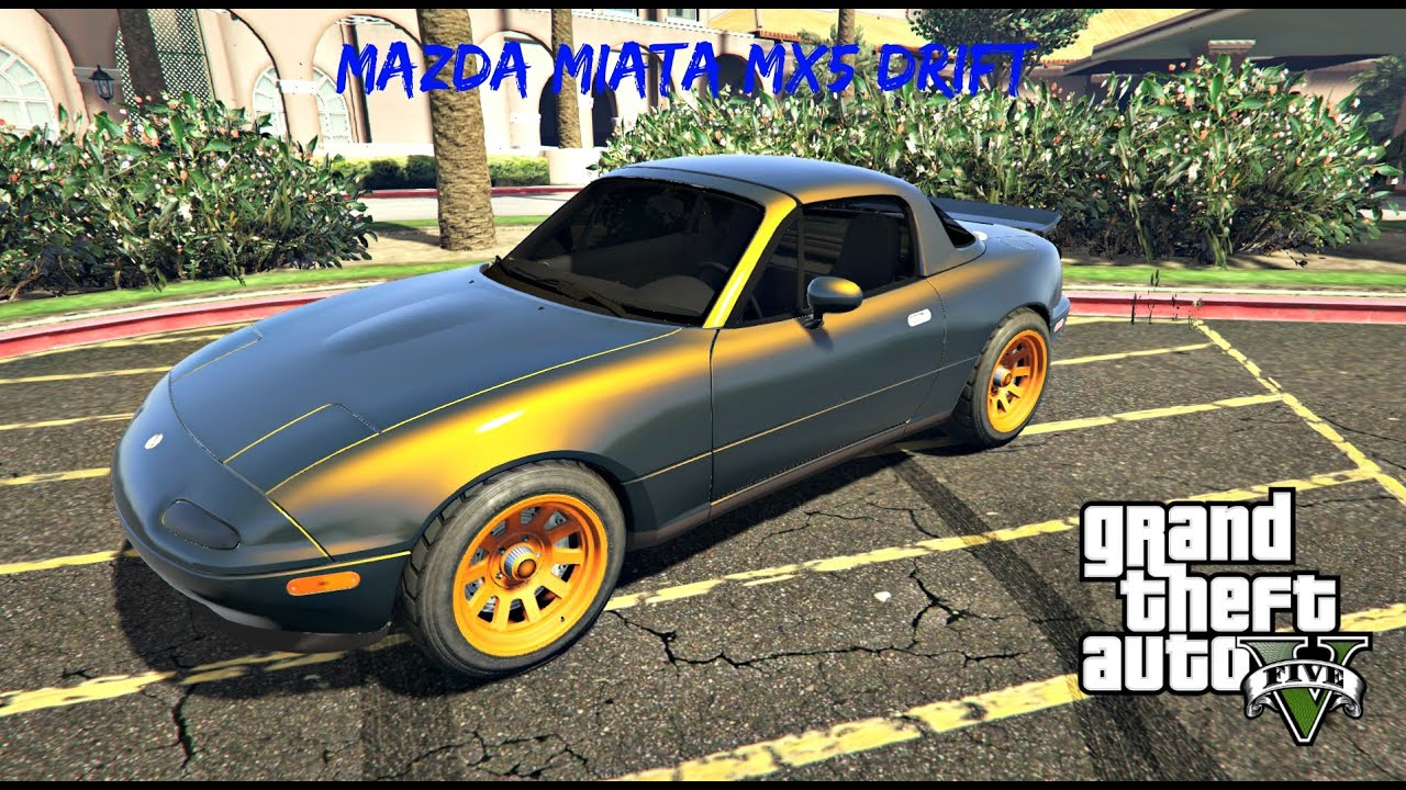 gta 5 haggard garage mazda miata mx5 drift youtube. Black Bedroom Furniture Sets. Home Design Ideas