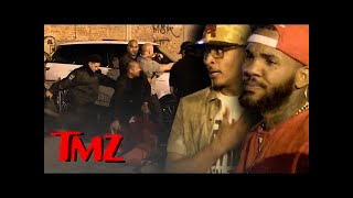 T.I. and The Game -- Face-Off Against the Cops!   TMZ