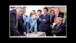 ✫A Trump Photo Goes Viral, and the World Enters a Caption Contest