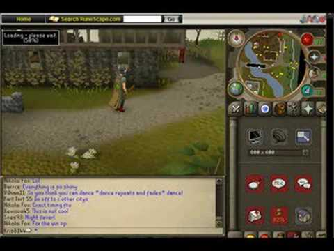 Runescape graphics update (HD) gameplay review part 2