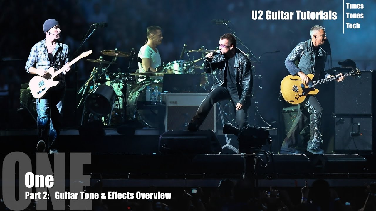 how to play one by u2 on guitar