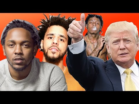 Rappers That Support Donald Trump!