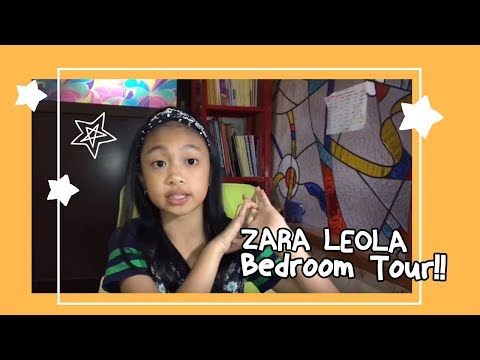 Zara Leola ~ Bedroom Tour