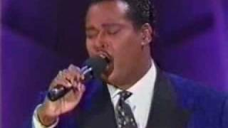 LUTHER VANDROSS (Live) - Any Love (w / lyrics)