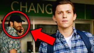 Spiderman Far From Home MYSTERIO SIGHTINGS Revealed!