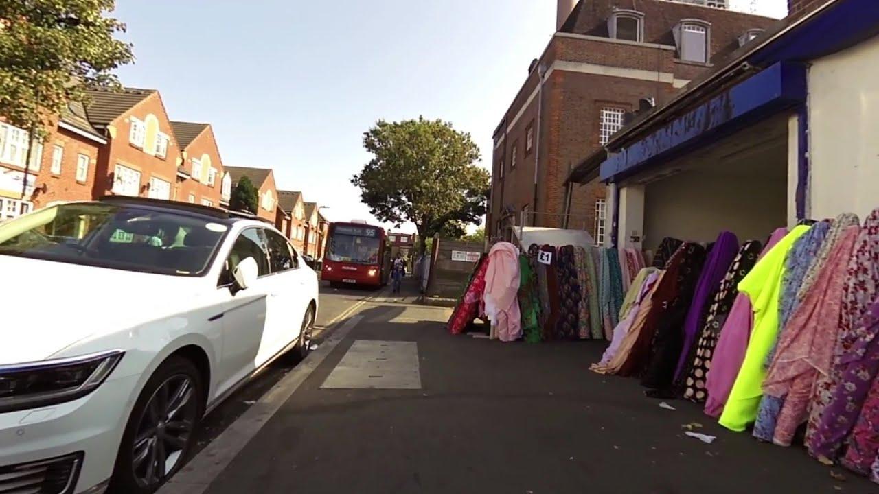 SOUTHALL   SOUTH, CAMBRIDGE & HAMILTON ROADS + HIGH STREET