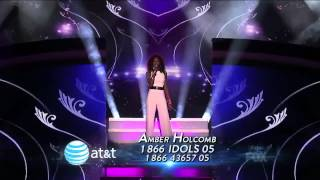 Amber Holcomb- Power of Love