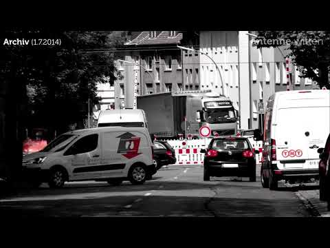 Witten: Vollsperrung der Pferdebachstraße