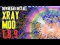 XRAY MOD 1.8.9 Minecraft - How To Download And Install Xray Mod 1.8.9 (with Forge On Windows)