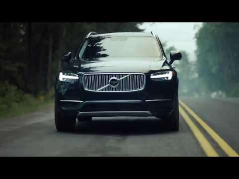 Volvo XC90-The Most Awarded SUV Of The Century