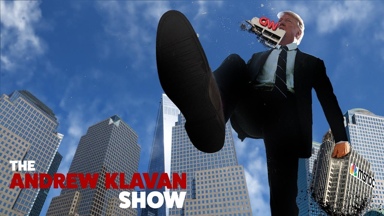 Trump has Destroyed the News Media |  The Andrew Klavan Show Ep. 691