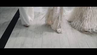 Дефиле свадебных платьев в салоне
