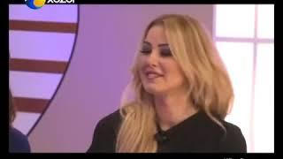 Petek Dinçöz Azerbaycan Hazar Tv Aynur'la Köprü Show (08.03.2015)