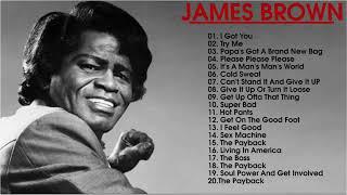 James Brown Greatest Hits - Best Songs of James Brown
