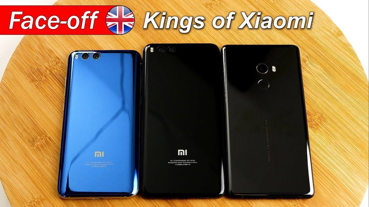 Win free Xiaomi Mi Mix 3