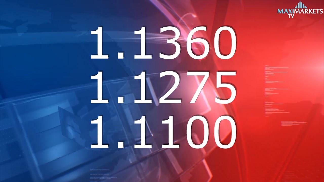Недельный прогноз Финансовых рынков 12.08.2018 MaxiMarketsTV (евро EUR, доллар USD, фунт GBP)