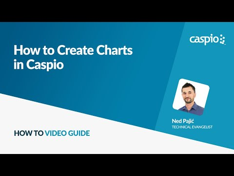 How to Create Charts in Caspio