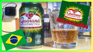 Guarana Antarctica Review