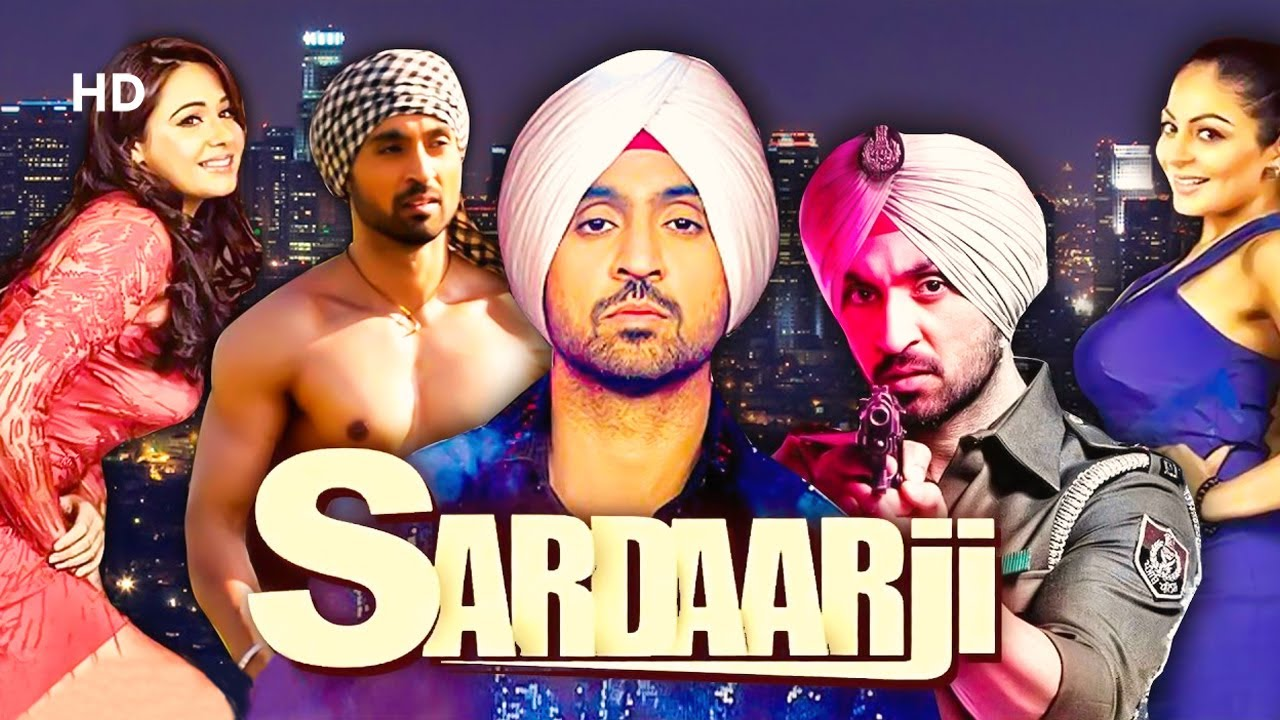 Sardaar Ji 2 | Full Movie 2019 | Diljit Dosanjh | Sonam Bajwa | Monica Gill | Comedy Movie