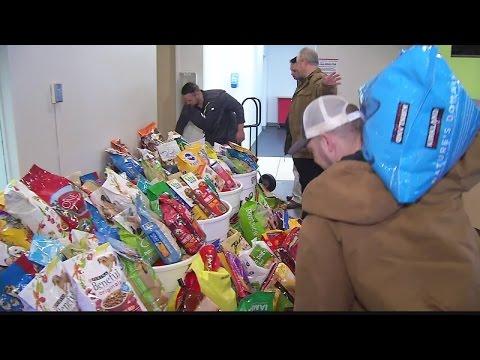 Dog Food Donation