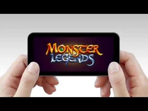 TV Commercial - France - Monster Legends