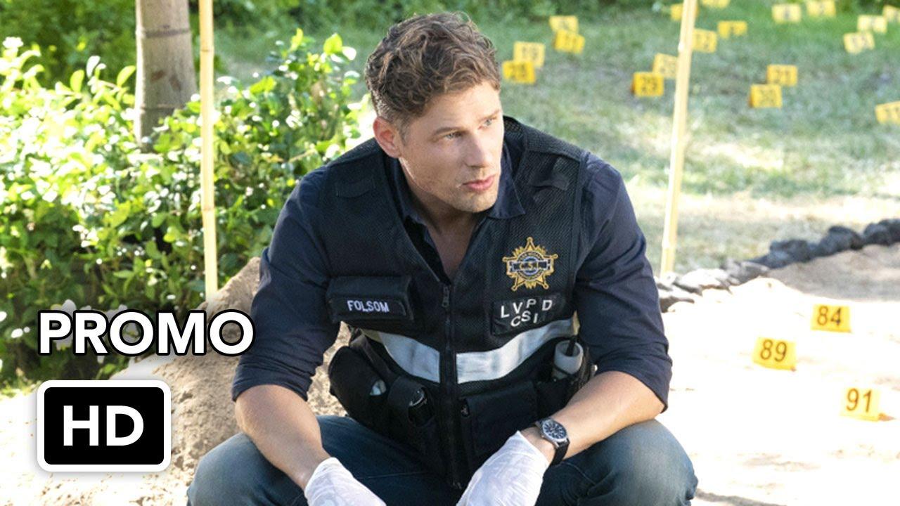 "Download CSI: Vegas 1x04 Promo ""Long Pig"" (HD) Jorja Fox, William Petersen series"