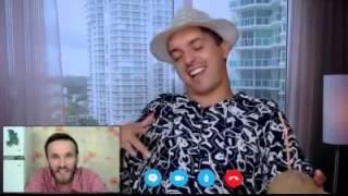 Молдаван разговор по скайп