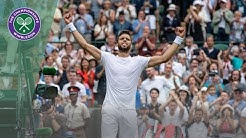 Jiri Vesely vs Alexander Zverev Wimbledon 2019 first round highlights