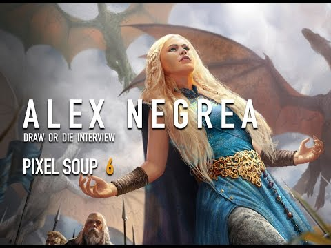 PIXEL SOUP 6: INTERVIEW WITH ALEX NEGREA