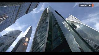 Москва-Сити: как устроен небоскрёб «Империя»