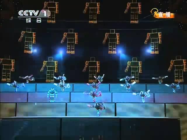 2012龙年春晚创意节目《玩具总动员》| CCTV春晚