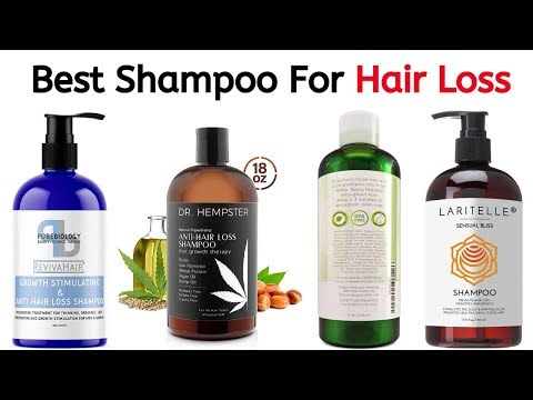 Best Shampoo For Hair Loss 2020