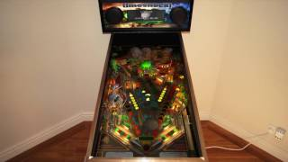 Barnstorm Pro Pinball - Timeshock (Cabinet Support)