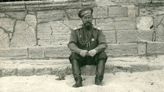Император Николай II во время Первой мировой войны