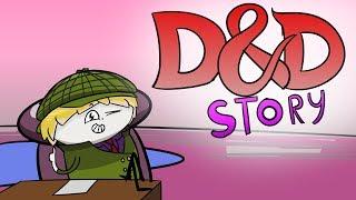 D&D Story: Detective Clancy