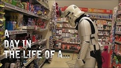 Day in the life of a Stormtrooper