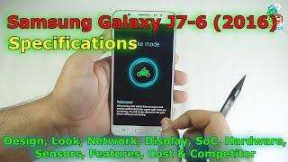 [Hindi-Audio]-Samsung Galaxy J7-6 (2016) Specifications: Design & Hardware