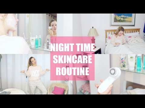 NIGHT TIME ROUTINE 2016