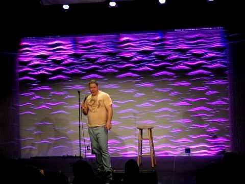 Jeff Richards Stand Up Comedy  Obama vs Bush