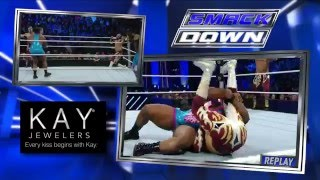The Lucha Dragons vs. Big E & Kofi Kingston: SmackDown, November 26, 2015