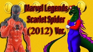 Marvel Legends Scarlet Spider (2012) Ver. Review