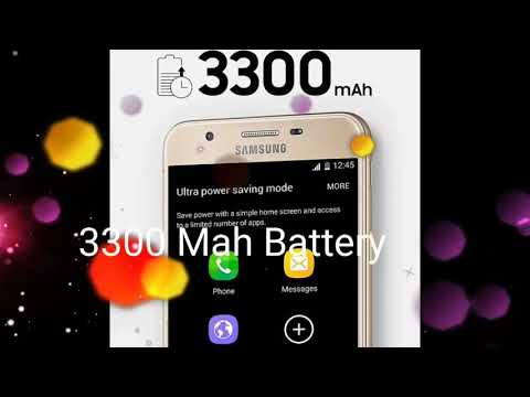 J7 Prime 32GB fast charging test fast charge