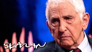 Interview with «The most dangerous man in America», whistleblower Daniel Ellsberg | SVT/TV 2/Skavlan