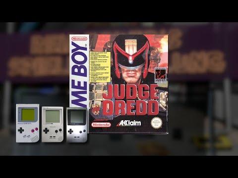 Gameplay : Judge Dredd [Gameboy]