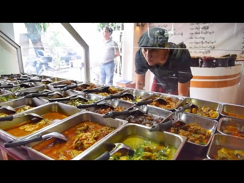 7 MUST-EATS in MANDALAY, Myanmar