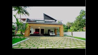 600 Sqft Modern Contemporary Style 5 Bhk Home In Kochi | Dream Home 3 Mar 2019
