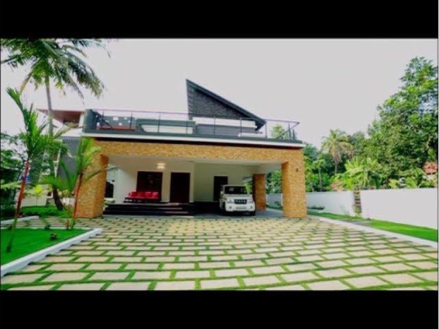 600 SqFt Modern Modern Contemporary style 5 BHK Home in Kochi | Dream Home 3 MAR 2019