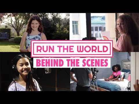 Run The World - Behind The Scenes