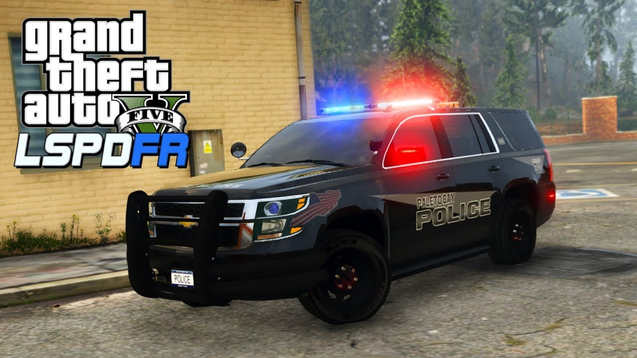GTA 5 LSPDFR #4 - Disabled Brakes on Highway