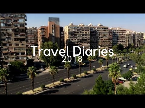 TRAVEL DIARY ll SYRIA 2018
